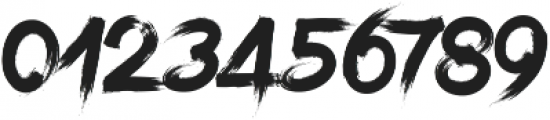 Saint Vegas Regular ttf (400) Font OTHER CHARS