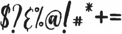 Sakhiya Regular otf (400) Font OTHER CHARS