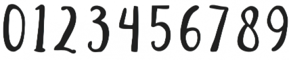 Sakra Script otf (400) Font OTHER CHARS