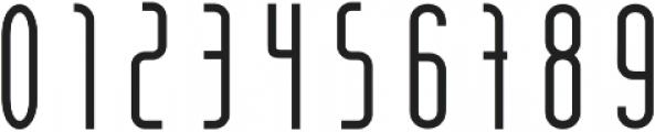 Salah otf (400) Font OTHER CHARS