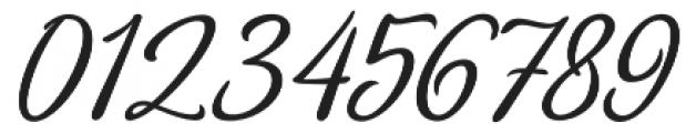 Salam Script otf (400) Font OTHER CHARS
