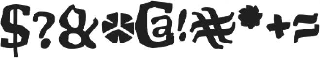 Salamemingoe ttf (400) Font OTHER CHARS