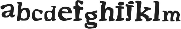 Salamemingoe ttf (400) Font LOWERCASE