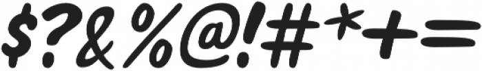 Salsbury Regular otf (400) Font OTHER CHARS