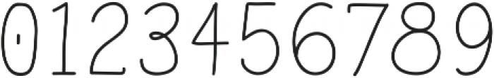 Salt & Pepper San Serif ttf (400) Font OTHER CHARS