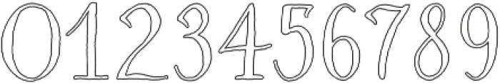 Salt and Spices Pro SC Serif3 otf (400) Font OTHER CHARS