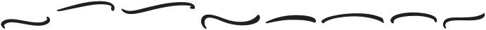 Saltery Swash Regular otf (400) Font LOWERCASE