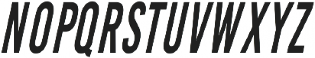 Saluti Regular Italic ttf (400) Font UPPERCASE