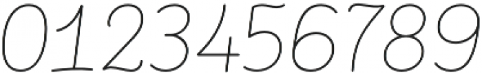 Salve Script3 otf (400) Font OTHER CHARS