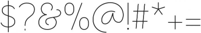 Salve Serif otf (400) Font OTHER CHARS