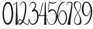 Salwa otf (400) Font OTHER CHARS