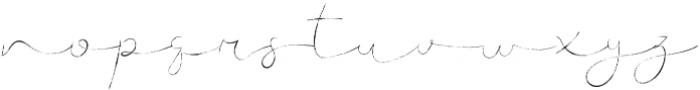 Sam ttf (400) Font LOWERCASE