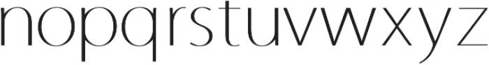 Samatta Regular ttf (400) Font LOWERCASE