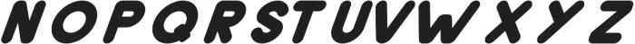 Samson Italic otf (400) Font UPPERCASE
