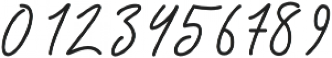 San Francisco Regular otf (400) Font OTHER CHARS