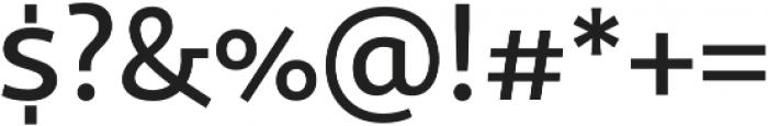 Sana Sans Alt Black Italic otf (900) Font OTHER CHARS