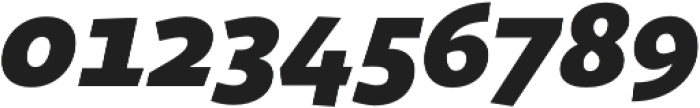 Sana Sans Black otf (900) Font OTHER CHARS