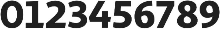 Sana Sans Heavy Italic otf (800) Font OTHER CHARS