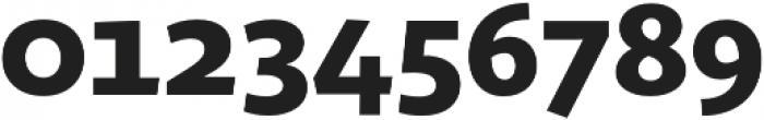 Sana Sans Heavy otf (800) Font OTHER CHARS