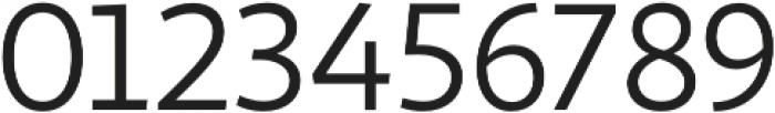 Sana Sans otf (400) Font OTHER CHARS