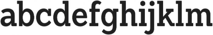 Sanchez Condensed SemiBold otf (600) Font LOWERCASE