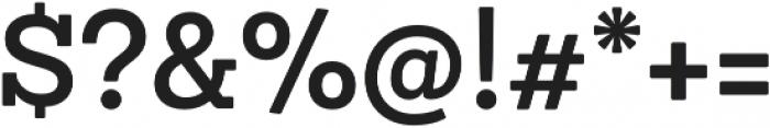 Sanchez Niu SemiBold otf (600) Font OTHER CHARS