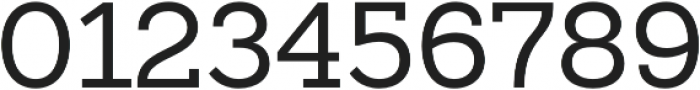 Sanchez Slab Regular otf (400) Font OTHER CHARS