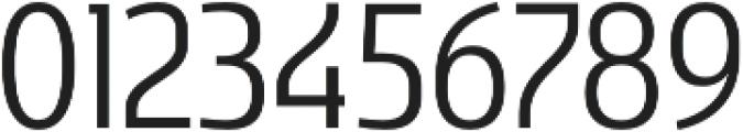 Sancoale Narrow otf (400) Font OTHER CHARS