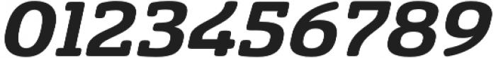 Sancoale SlSf otf (700) Font OTHER CHARS