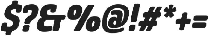 Sancoale SlSf otf (900) Font OTHER CHARS
