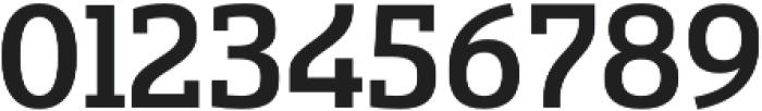 Sancoale Slab Norm Medium otf (500) Font OTHER CHARS