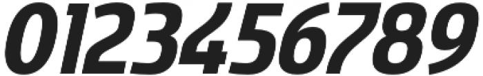 Sancoale otf (700) Font OTHER CHARS