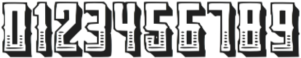 Sanctum_LineShadow otf (400) Font OTHER CHARS
