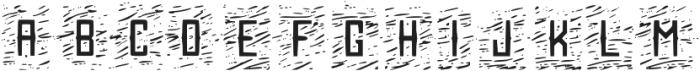 Sanctum_Woodcut otf (400) Font LOWERCASE