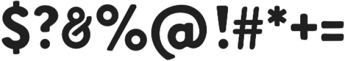 Sandarna Bold otf (700) Font OTHER CHARS