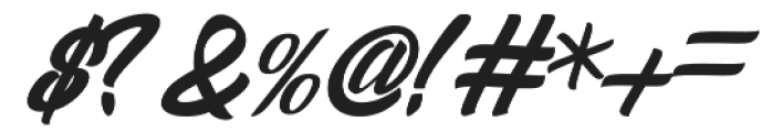 Sandglow otf (400) Font OTHER CHARS