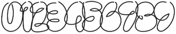 Sanflava otf (400) Font OTHER CHARS