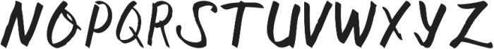 Sangkalaen Font ttf (400) Font LOWERCASE