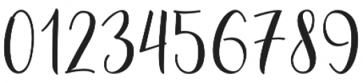 Sanies Script Uno otf (400) Font OTHER CHARS
