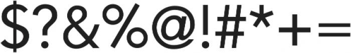 Sans ttf (400) Font OTHER CHARS