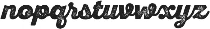 SantElia Rough Alt BlackTwo otf (900) Font LOWERCASE