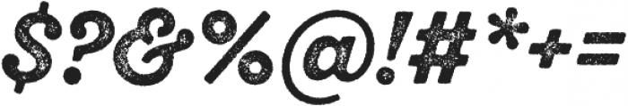 SantElia Rough Alt Bold Two otf (700) Font OTHER CHARS