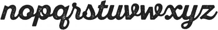 SantElia Rough Alt Bold otf (700) Font LOWERCASE