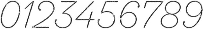 SantElia Rough Alt ExLight Two otf (300) Font OTHER CHARS