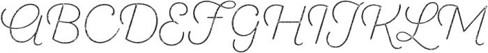 SantElia Rough Alt ExLight Two otf (300) Font UPPERCASE