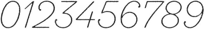 SantElia Rough Alt ExLight otf (300) Font OTHER CHARS