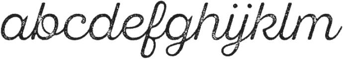 SantElia Rough Alt Light Two otf (300) Font LOWERCASE