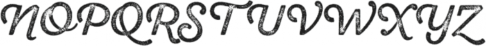 SantElia Rough Alt Regular Thr otf (400) Font UPPERCASE