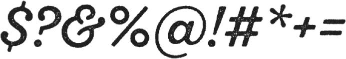 SantElia Rough Alt Regular otf (400) Font OTHER CHARS