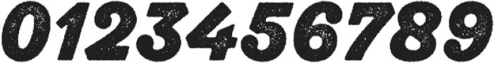SantElia Rough Black otf (900) Font OTHER CHARS